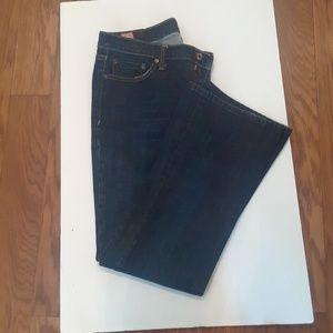 Gap 1969 Bootcut Darkwash Size 12R Jeans